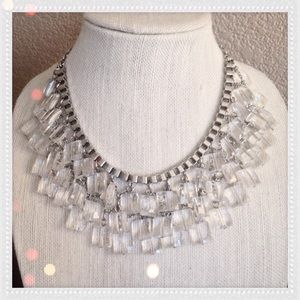 Jewelry - GLAM NECKLACE PERFECT FOR THE HOLIDAYS!