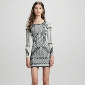 Free People Bella Coachella Seamless Intarsia Dres