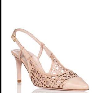 kate spade Shoes - Kate spade Jaleesa heels-pink