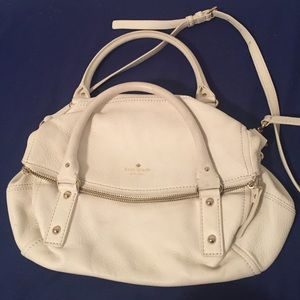 Kate Spade Cobble Hill Small Leslie - white