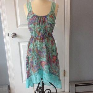 $10 Sale! Blue Pepper Sun Dress size Small