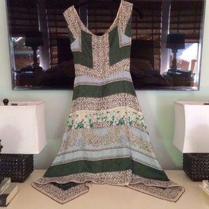 Anna Sui Dresses - 💌HP 7/16 Anna Sui handkerchief dress