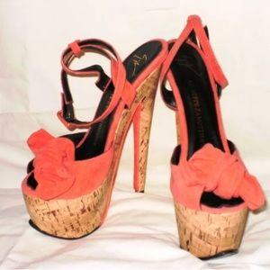 Giuseppe Zanotti Shoes - Giuseppe Zanotti platform heels size 39/8