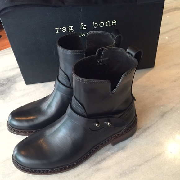 discount price Rag & Bone Ashford Moto Ankle Boots buy cheap pay with paypal discount shop 6AUxeXTHQ