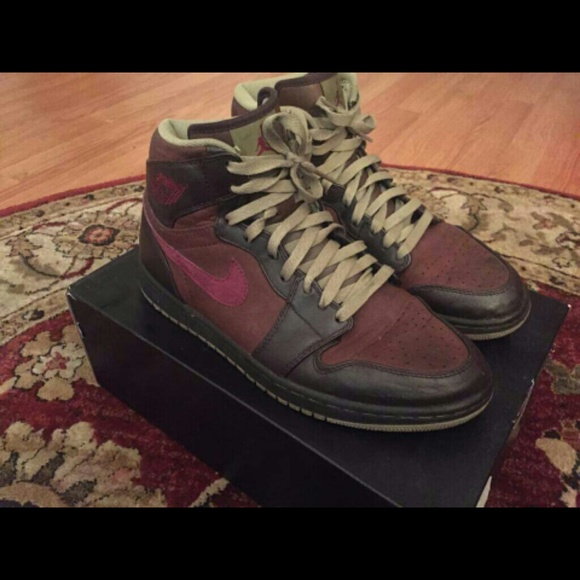 air jordan 1 velvet brown
