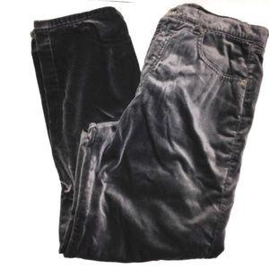 Karen Kane Pants - Karen Kane grey plush straight leg pants