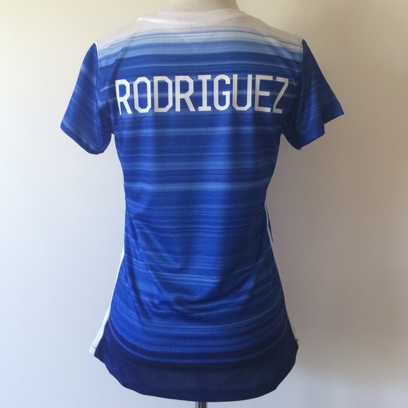Nike Tops - Sold Rodriguez USA Womens 3 Star Jersey