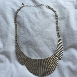 Accessories - Silver Statement Necklace