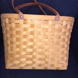 Longaberger Other - Longaberger Boardwalk basket (retired)