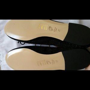 5d03d41225c3 m.gemi Shoes - M. Gemi allegro black suede ballet flats