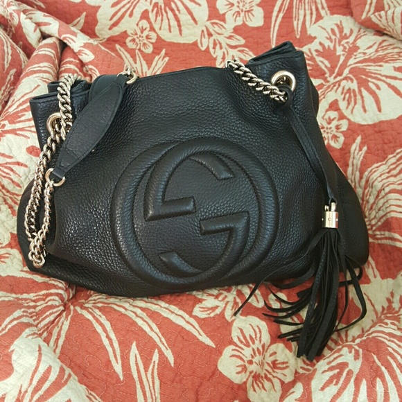Selling all my large bags.. classic everyday gucci