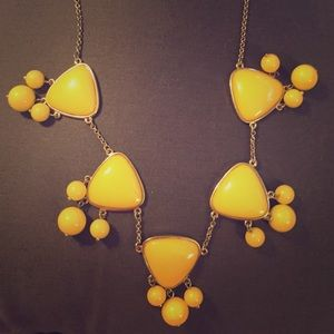Jewelry - 💕💕💕Yellow Bubble Necklace💕💕💕