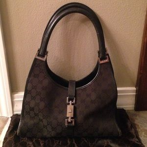 Vintage authentic Gucci handbag