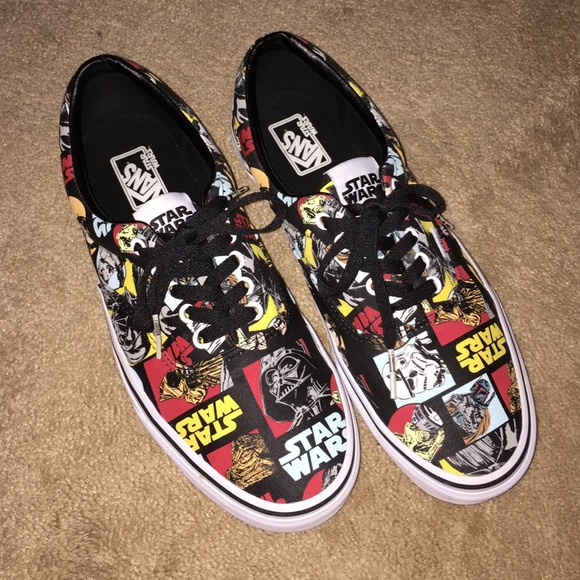 vans star wars shoes