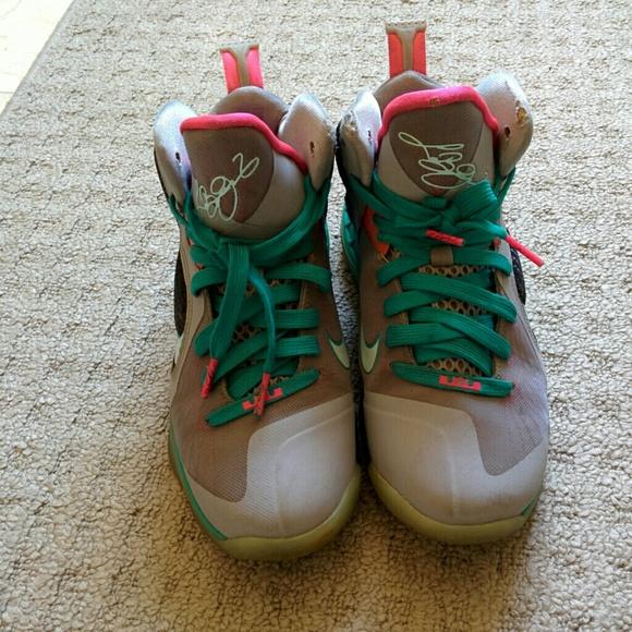 Lebron 9 Miami Vice South Beach Nike Air Lunar Max  dbdd851355