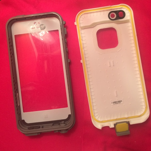 where to find serial number on lifeproof case