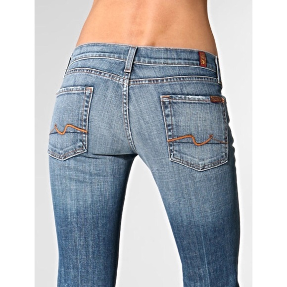80% off 7 for all Mankind Denim - 7 FOR ALL MANKIND ORIGINAL ...
