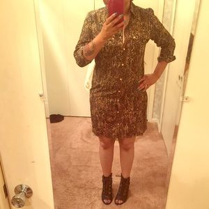 Michael Kors Dresses & Skirts - Animal Print Dress