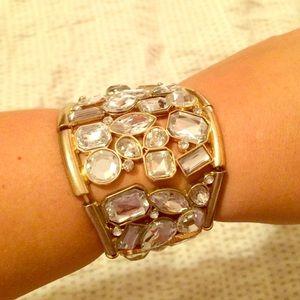 Hollywood glam stretchy bracelet!