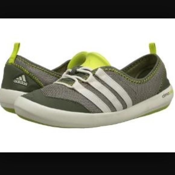 Adidas zapatos ClimaCool Boat Sleek poshmark