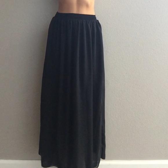 67 american apparel dresses skirts black american