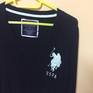 U.S. Polo Assn. Sweaters - Black sweater