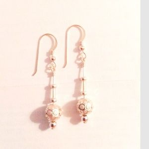 Jewelry - Brand New Sterling Silver Earrings.