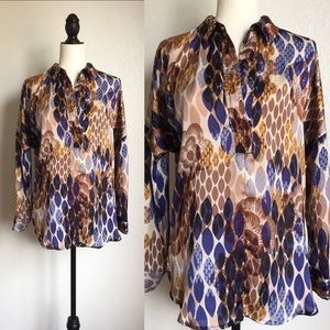 Tops - 🎉😊Tunic Style Blouse.