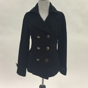 Forever 21 Jackets & Blazers - Black Jersey Jacket