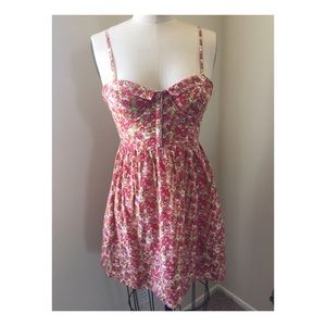 Jessica Simpson floral summer dress size S