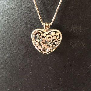 Brighton brighton london groove id badge necklace for Brighton badge holder jewelry