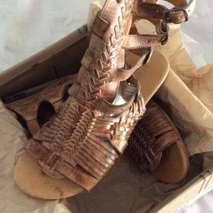 6af26625c5074 Urban Outfitters Shoes - Urban Outfitters Bed Stu Huarache Gladitor Sandals