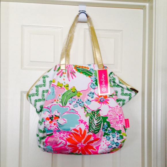 Lilly Pulitzer - Lilly for Target Beach Tote from *another day ...