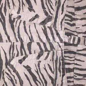 True Religion Dresses & Skirts - True Religion mini skirt black & gray