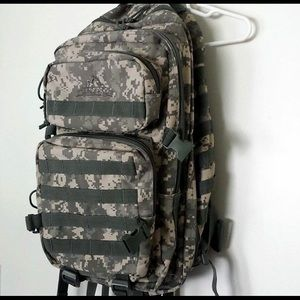 Handbags - Military Style Backpack