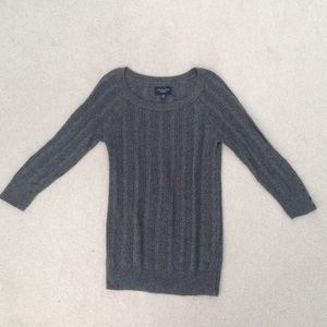 Grey Knit Sweater (Never Worn)