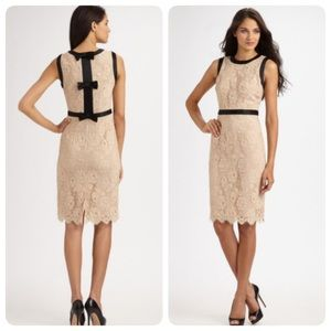💕Milly chantilly lace Marcella dress