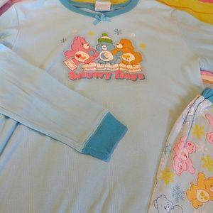 5ccfb0335 care bears Intimates & Sleepwear | Holdadult Size Care Bear Pajamas ...