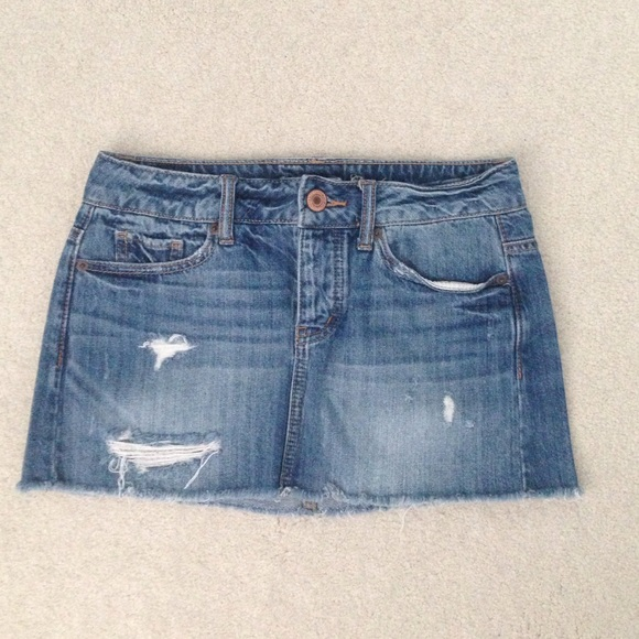 40 american eagle outfitters denim denim skirt from
