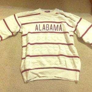 Sweaters - ALABAMA UNIVERSITY cashmere sweater