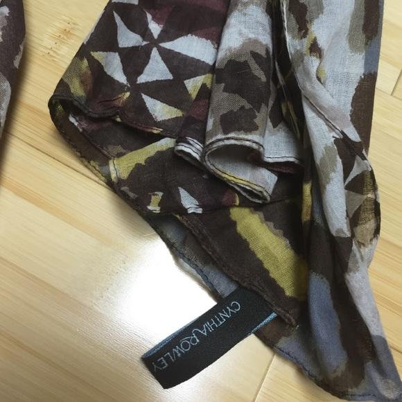 80 cynthia rowley accessories cynthia rowley scarf