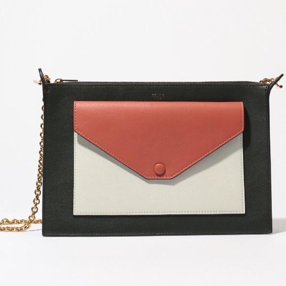 celine online shop usa - 20% off Celine Handbags - Sold��Authentic Celine Trio bag from ...
