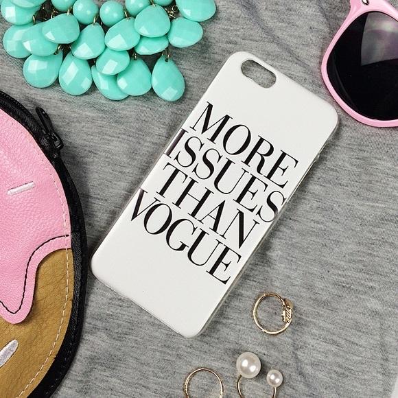 vogue iphone 6 case