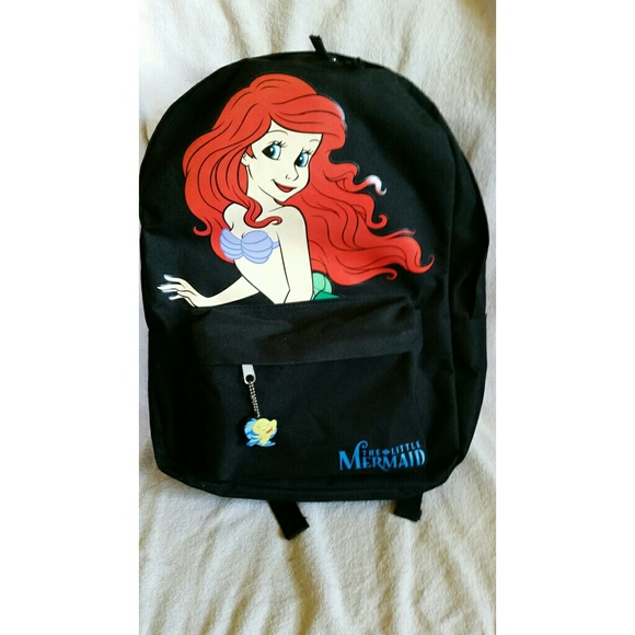 8a618be05c3 loungefly Accessories - ON HOLD!! Disney s The Little Mermaid Backpack