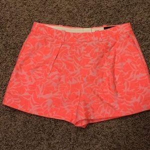 Brand new j crew tropical shorts