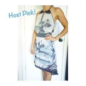 Walter Baker Dresses & Skirts - 🎀Host Pick 🎀NWT Walter Baker Camila Halter dress