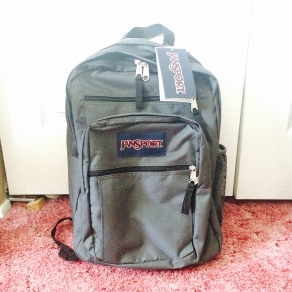 JanSport Backpack (Big Student) eedbcadbfbe39