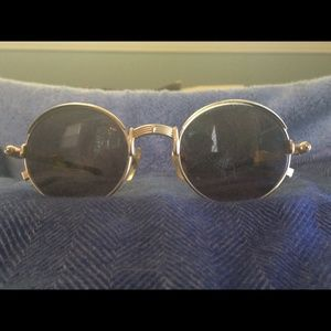 eecfa084bc268 Jean Paul Gaultier Accessories - Jean Paul Gaultier 56-4175 Gold sunglasses