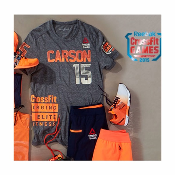 2015 reebok crossfit games apparel