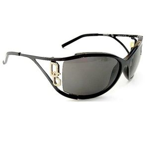 Dolce & Gabbana Black framed sunglasses with case